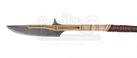 Lot # 8 - ASSASSIN'S CREED - Moussa's (Michael Kenneth Williams) Spear