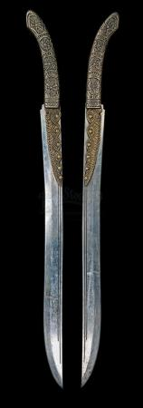 Lot # 9 - ASSASSIN'S CREED - Pair of Assassin's Moorish Swords
