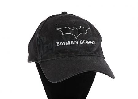 Lot # 21 - BATMAN BEGINS - Special Effects Crew Cap