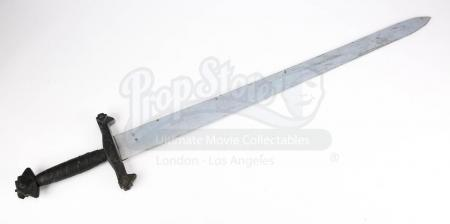 Lot # 31 - CAMELOT (TV SERIES) - Prototype Excalibur Sword