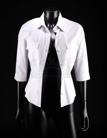 Lot # 54 - DOOM - Sam Grimm's (Rosamund Pike) Shirt
