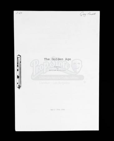Lot # 70 - ELIZABETH: THE GOLDEN AGE - Production-Used Script