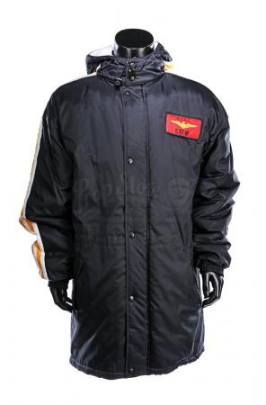Lot # 75 - EVENT HORIZON - Long-Length Crew Jacket