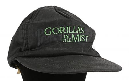 Lot # 88 - GORILLAS IN THE MIST - Crew Cap
