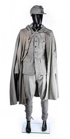 Lot # 89 - GRAND BUDAPEST HOTEL, THE - Police Militia's Winter Uniform