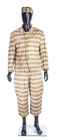 Lot # 91 - GRAND BUDAPEST HOTEL, THE - Prisoner's Costume