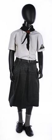 Lot # 102 - IRON SKY - German School Girl's Costume