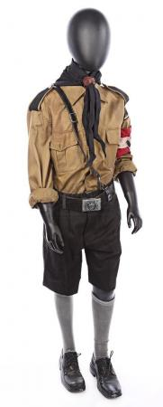 Lot # 103 - IRON SKY - German School Boy's Costume