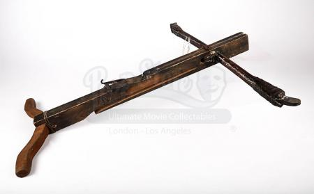 Lot # 116 - KING ARTHUR - Saxon Warrior's Wooden Crossbow
