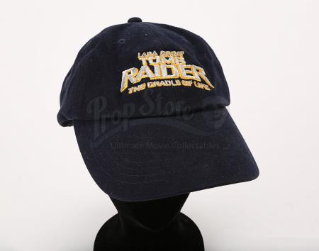Lot # 128 - LARA CROFT TOMB RAIDER: THE CRADLE OF LIFE - Special Effects Crew Cap