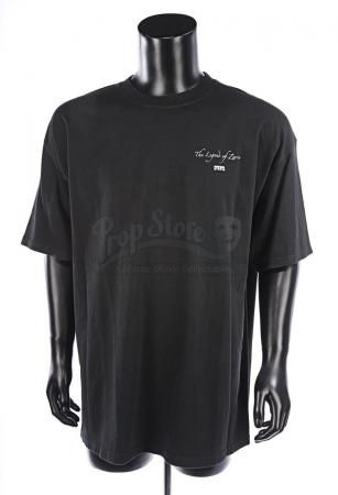 Lot # 130 - LEGEND OF ZORRO, THE - Stunt Crew T-Shirt