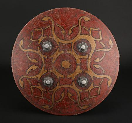 Lot # 149 - PRINCE OF PERSIA: THE SANDS OF TIME - Persian Cavalry Shield