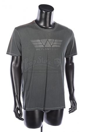 Lot # 150 - PROMETHEUS - Weyland Corp T-Shirt