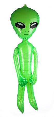 Lot # 155 - ROSWELL (TV SERIES) - Blow-Up Alien Merchandise