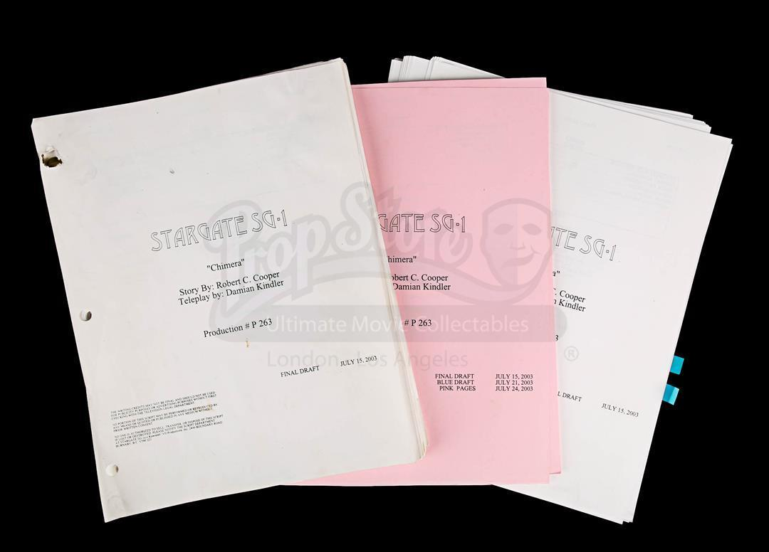 Lot # 177 - STARGATE SG-1 - Set of