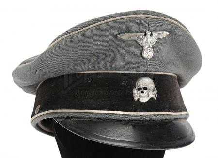Lot # 191 - VALKYRIE - SS Officer's Cap