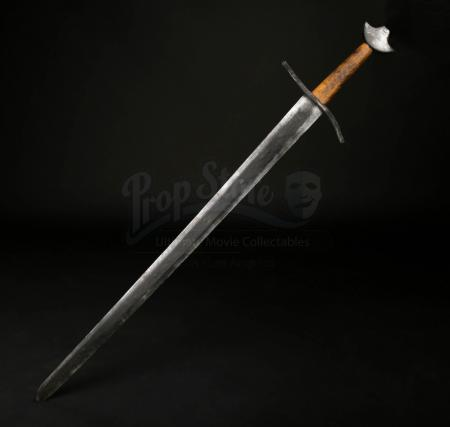 Lot # 123 - KINGDOM OF HEAVEN - Lord Bishop's Soldier's Sword