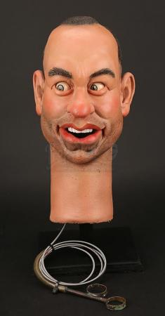 Lot # 4 - Tom Hanks Puppet Head