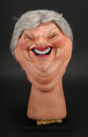 Lot # 8 - Claire Rayner Puppet Head