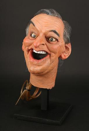 Lot # 10 - Bob Monkhouse Puppet Head