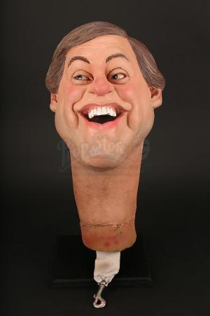 Lot # 11 - Gyles Brandreth Puppet Head