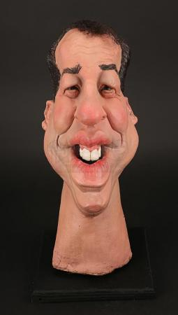 Lot # 12 - Michael Barrymore Puppet Head