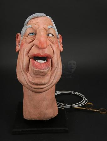 Lot # 15 - Sandy Gall Puppet Head