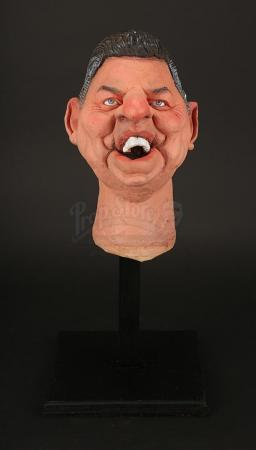 Lot # 16 - Richard Baker Puppet Head