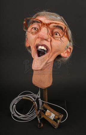 Lot # 18 - Alan Freeman Puppet Head