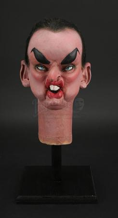 Lot # 19 - Boy George Puppet Head