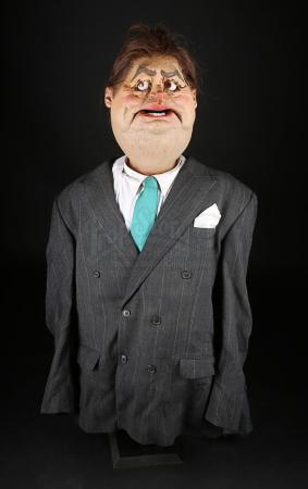Lot # 33 - Nigel Lawson Puppet