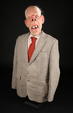 Lot # 40 - Denis Thatcher Puppet