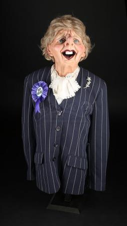 Lot # 41 - Margaret Thatcher Puppet