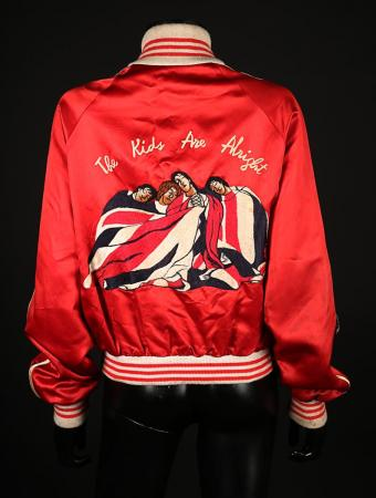 Lot #59 - THE KIDS ARE ALRIGHT (1979) - Cannes Festival Promo Jacket 1979
