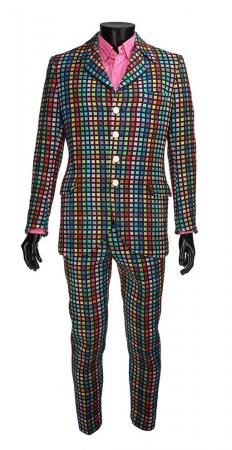 Lot #65 - AUSTIN POWERS: THE SPY WHO SHAGGED ME (1999) - Austin Powers' (Mike Myers) Suit