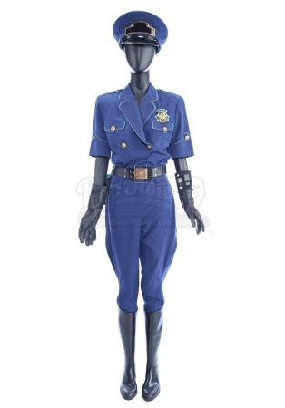 Lot #78 - BACK TO THE FUTURE PART II (1989) - Officer Reese's (Mary Ellen Trainor) 2015 Hill Valley Police Uniform