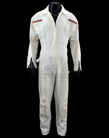 Lot #82 - BACK TO THE FUTURE PART II (1989) - Hill Valley 2015 Public Works Coveralls