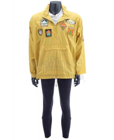 Lot #191 - CLIFFHANGER (1993) - Gabe Walker's (Sylvester Stallone) Screen-matched Climbing Costume