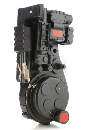 Lot #301 - GHOSTBUSTERS (1984) - Production-Made Proton Pack Shell