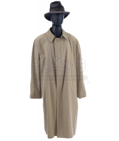 Lot #617 - SE7EN (1995) - Detective Lt. William Somerset's (Morgan Freeman) Screen-matched Costume