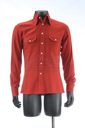 Lot #620 - THE SHINING (1980) - Jack Torrance's (Jack Nicholson) Dress Shirt