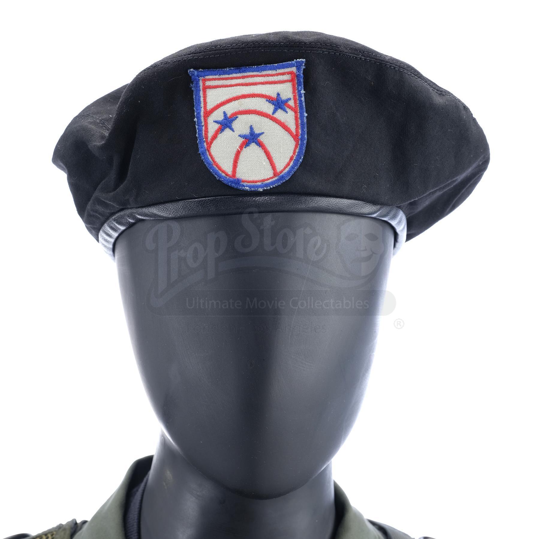Stargate   Movie Beret  Patch Uniform Cap Aufnäher  neu