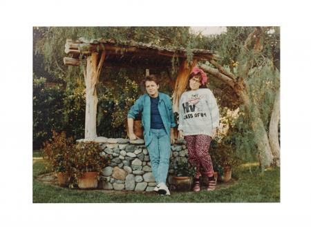 Lot #72 - BACK TO THE FUTURE (1985) - Marty McFly's (Michael J. Fox) Fading Sibling Photograph