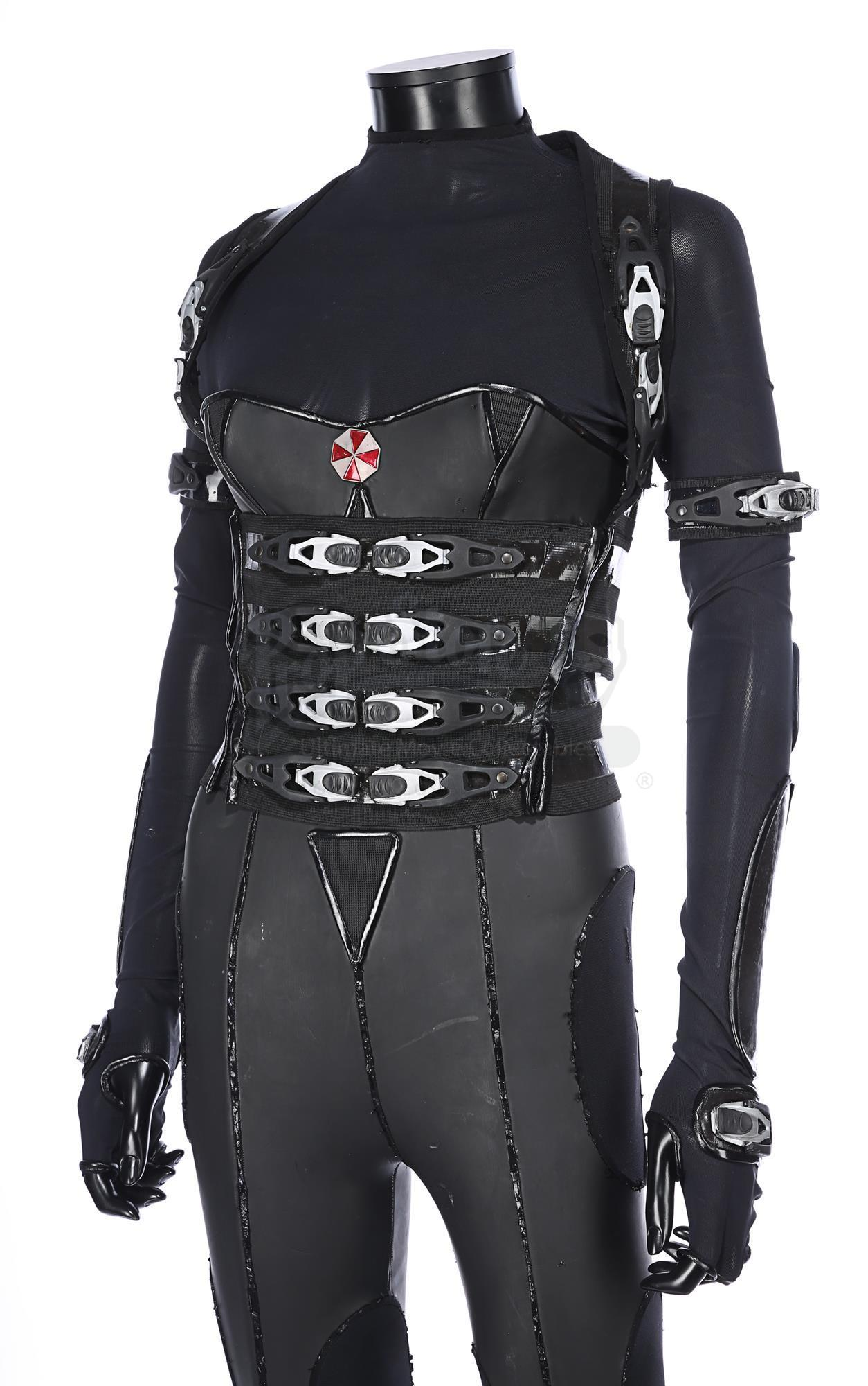 Lot 594 Resident Evil Retribution 2012 Alice S Milla