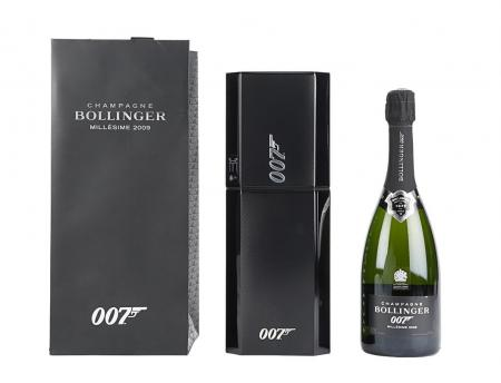 Lot #191 - SPECTRE (2015) - Bollinger Limited Edition Champagne, 2009