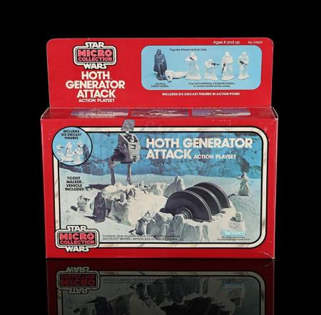 Lot # 6 - Micro Collection Hoth Generator Attack