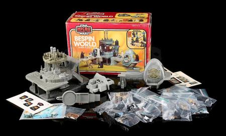 Lot # 11 - Micro Collection Bespin World