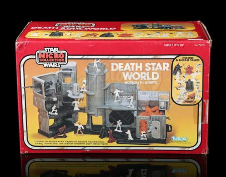 Lot # 12 - Micro Collection Death Star World