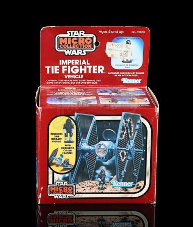 Lot # 14 - Micro Collection TIE Fighter