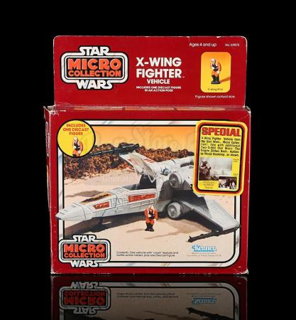 Lot # 15 - Micro Collection X-Wing Fighter